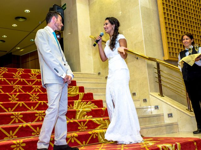 La boda de Borja y Leila en Las Rozas De Madrid, Madrid 42