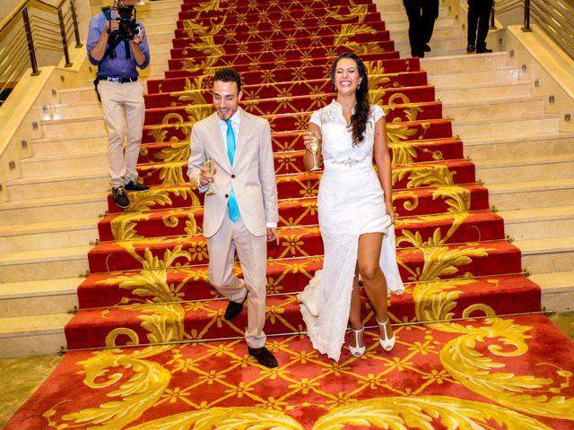 La boda de Borja y Leila en Las Rozas De Madrid, Madrid 45