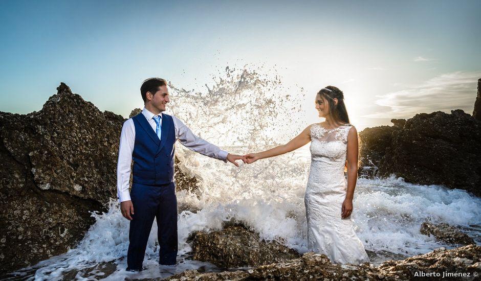 La boda de Juan José y Inma en Algeciras, Cádiz