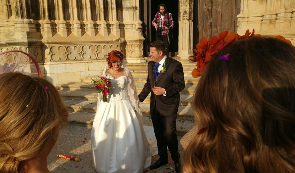 La boda de Aitor y Laura en Caspe, Zaragoza