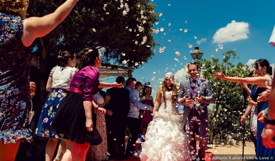 La boda de Sergio y Pilar en Toledo, Toledo