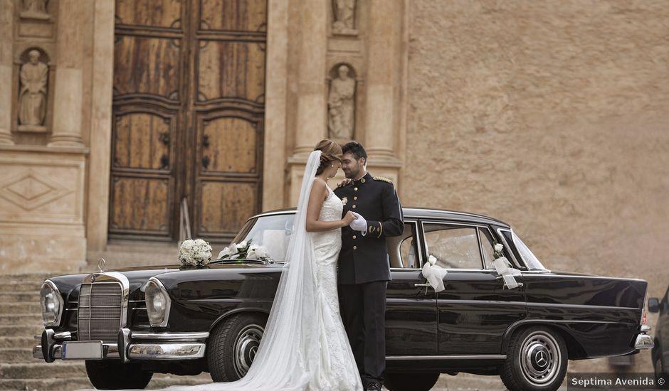 La boda de David y Sandra en Hellin, Albacete