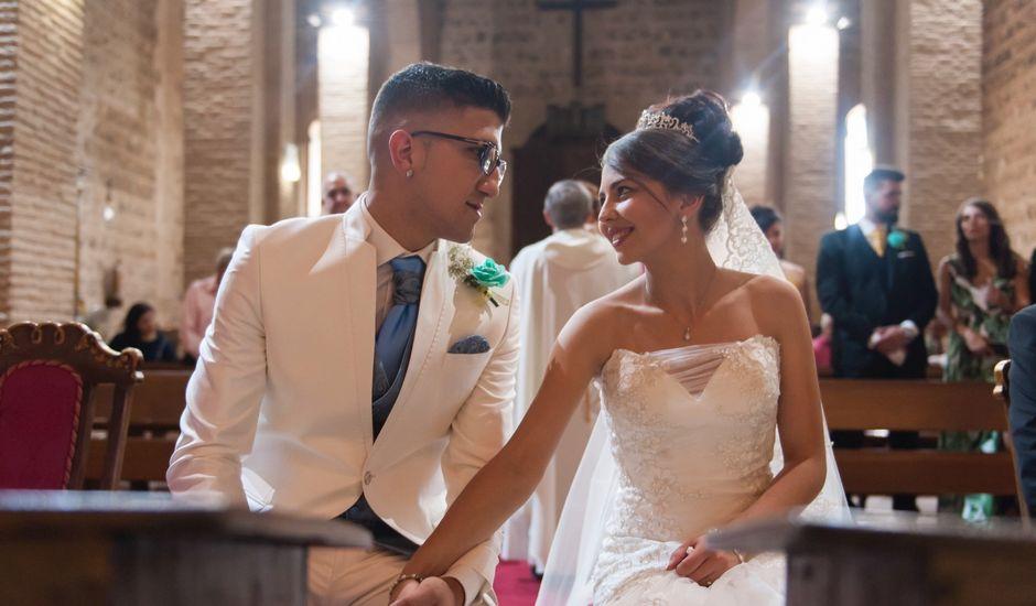 La boda de Carlos y Maria en Toledo, Toledo