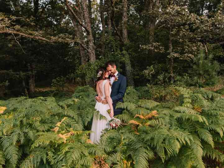 La boda de Barbara y Dani