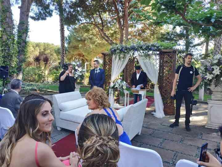 La boda de Jenifer y Jose Antonio