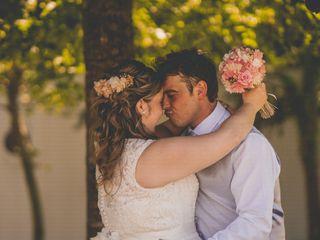 La boda de Estibaliz y Joseba