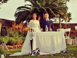 La boda de Isa y Ángel  2