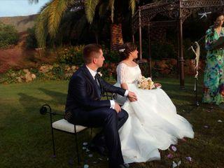 La boda de Isa y Ángel