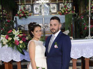 La boda de Tania y Abisaí 1