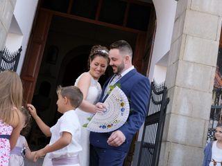 La boda de Tania y Abisaí 2