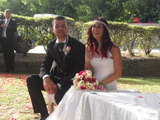 La boda de Sergio y Jenny