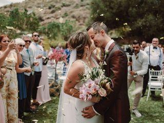 La boda de Raquel y Aday