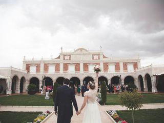La boda de Miriam y Paco 1