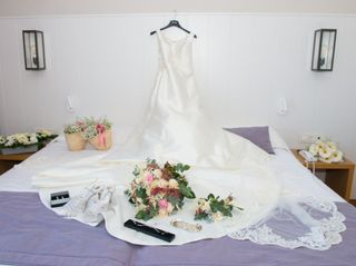 La boda de Francisca y Ronnie 1