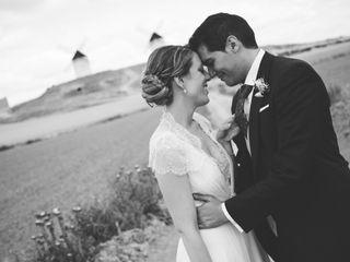 La boda de Miriam y Paco