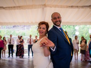 La boda de Gemma y Gonzalo