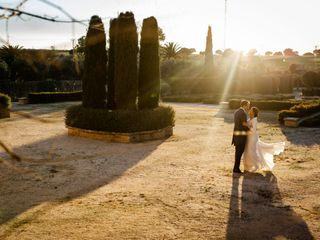 La boda de Pedro y Maria