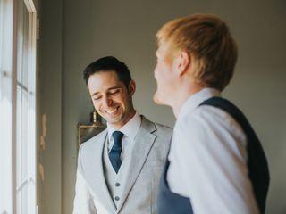 La boda de Jen y Luis 1