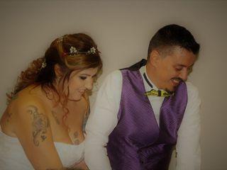 La boda de Ali y Alber