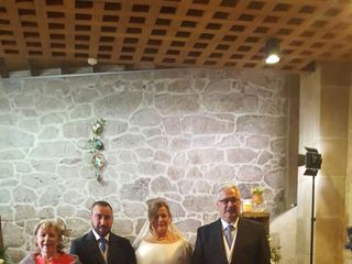 La boda de Raquel y Luis 1