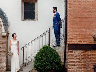 La boda de Santi y Bea