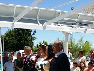 La boda de Victoria  y Estela 2