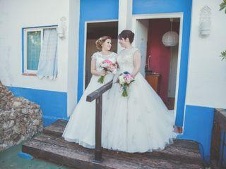 La boda de Ana María y Irene