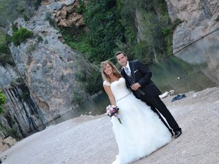 La boda de Vanessa y Luis