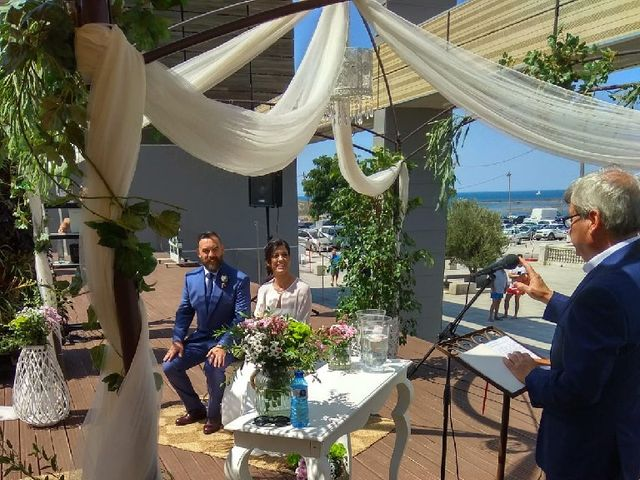 La boda de Alex y Raquel en Cádiz, Cádiz 3