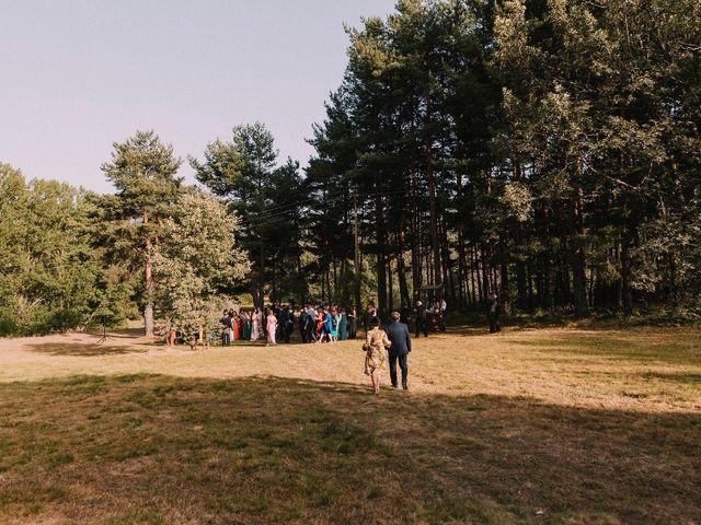La boda de Dani y Barbara en Rascafria, Madrid 18