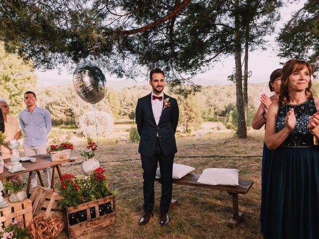 La boda de Dani y Barbara en Rascafria, Madrid 23