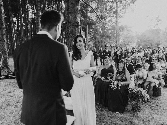 La boda de Dani y Barbara en Rascafria, Madrid 29