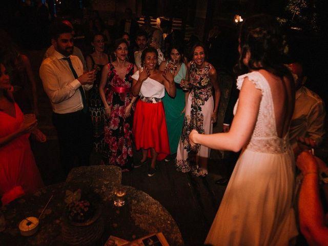 La boda de Dani y Barbara en Rascafria, Madrid 50