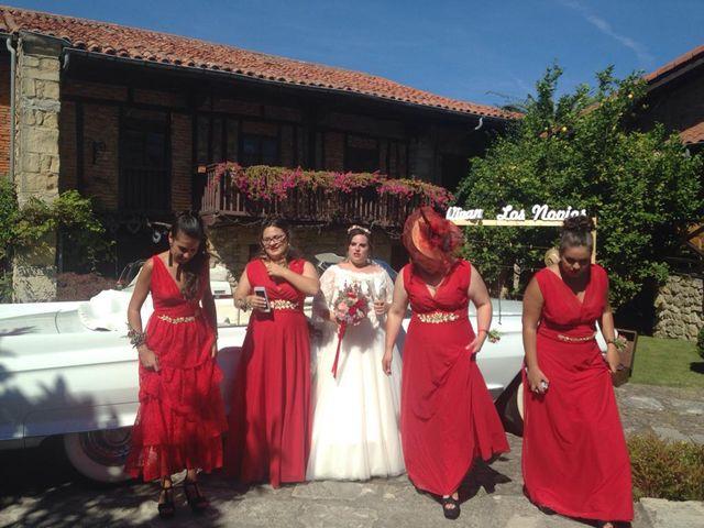 La boda de Steven  y Miriam  en Suances, Cantabria 1