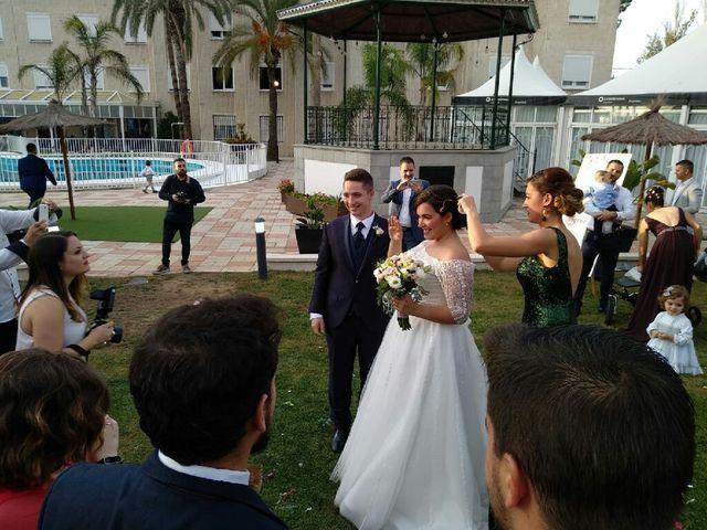 La boda de Ángel  y Isa en Mérida, Badajoz 4
