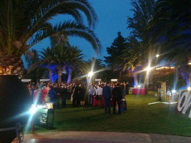 La boda de Ángel  y Isa en Mérida, Badajoz 2
