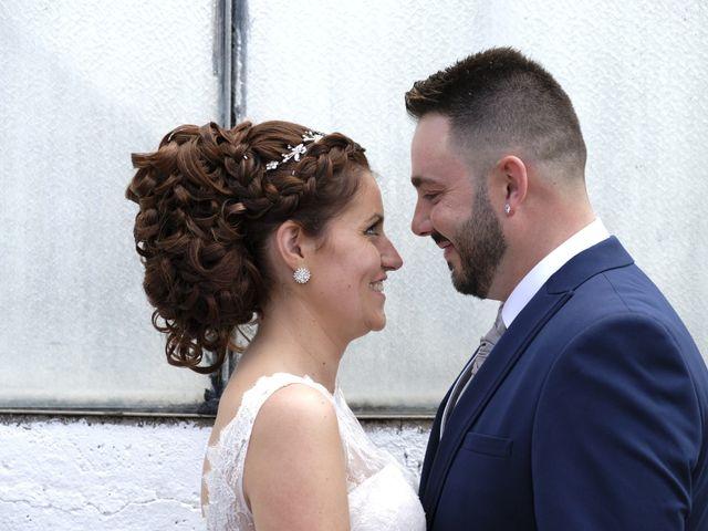 La boda de Tania y Abisaí