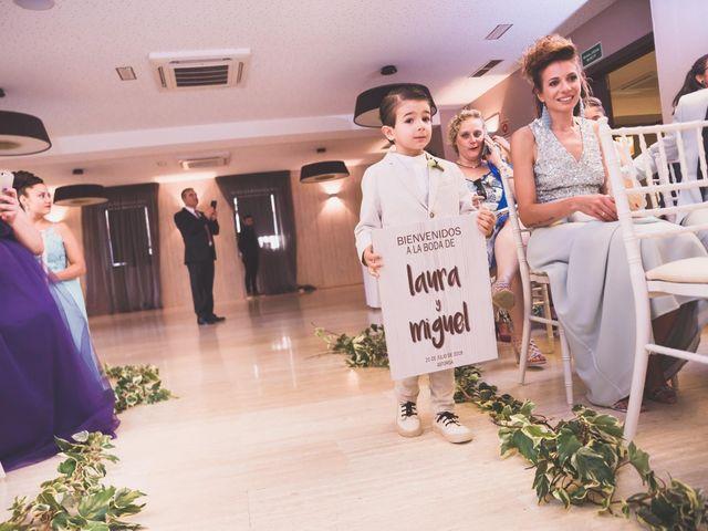 La boda de Miguel y Laura en Astorga, León 11