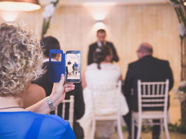 La boda de Miguel y Laura en Astorga, León 15