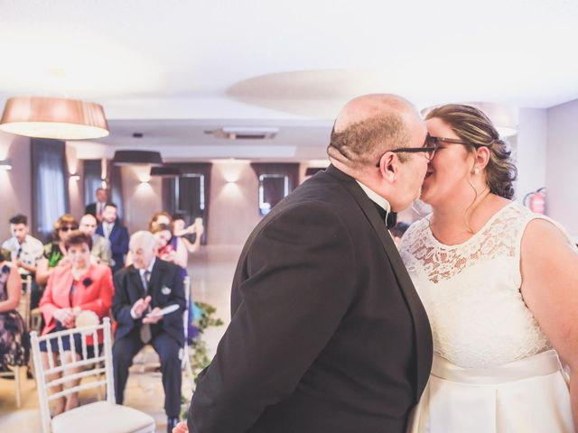 La boda de Miguel y Laura en Astorga, León 2