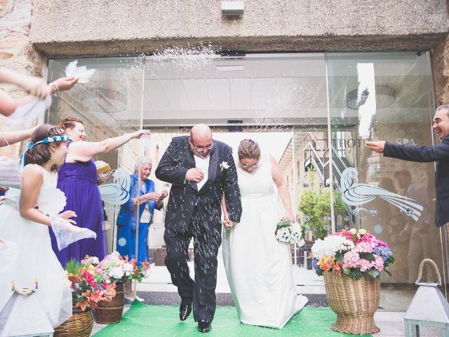 La boda de Miguel y Laura en Astorga, León 20
