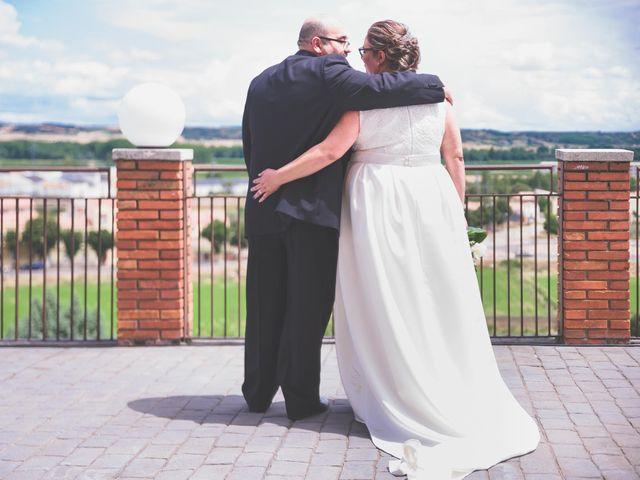 La boda de Miguel y Laura en Astorga, León 22