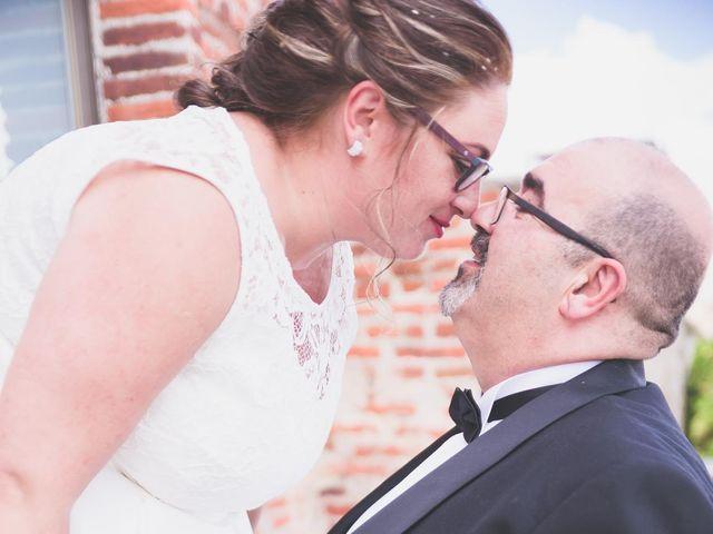 La boda de Miguel y Laura en Astorga, León 23