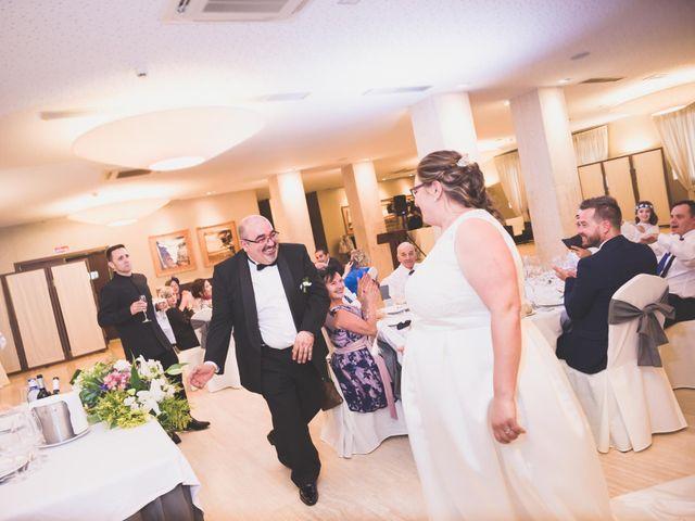 La boda de Miguel y Laura en Astorga, León 25
