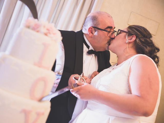 La boda de Miguel y Laura en Astorga, León 27