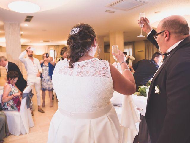 La boda de Miguel y Laura en Astorga, León 28