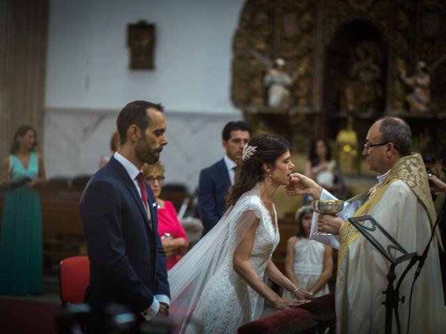 La boda de Jaime y Nina en Montijo, Badajoz 45