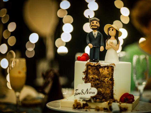 La boda de Jaime y Nina en Montijo, Badajoz 84