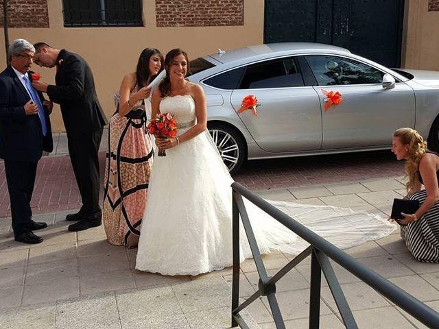 La boda de Jorge y Ana en Madrid, Madrid 1