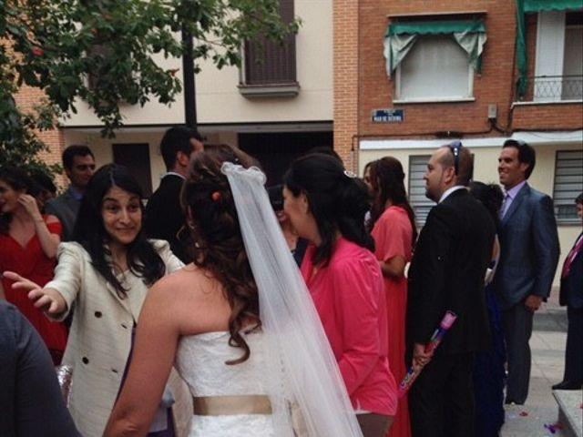 La boda de Jorge y Ana en Madrid, Madrid 10